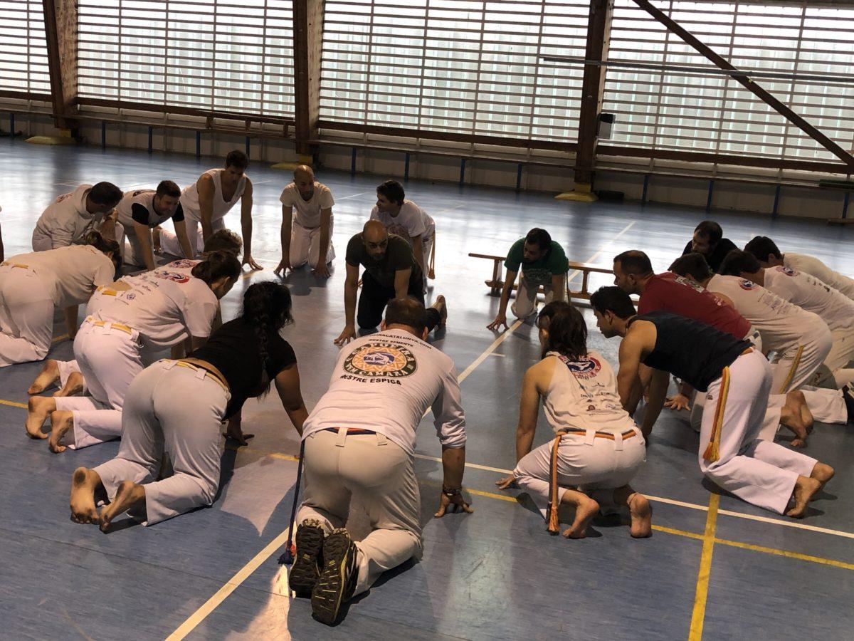 V Encuentro Internacional Capoeira Arte Pura Santander 2019